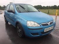 BARGAIN! Trade in to clear, Vauxhall corsa, long MOT ready to go