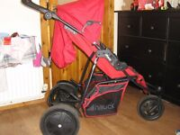 Hauck Freerider pushchair