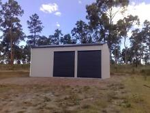 GARAGES 12X9X3.3 SHED COLORBOND GARAGES SHEDS GARAGE BEAUDESERT Beaudesert Ipswich South Preview
