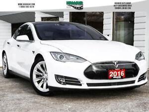 2016 Tesla Tesla S70 D  AWD w/ AutoPilot