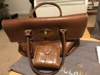mulberry handbag and matching purse ******BAGAIN