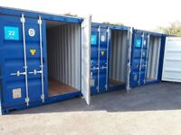 20ft Self Storage containers in Stratford. £1 for first two weeks! East London Storage units