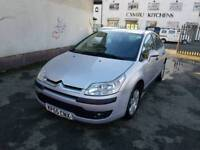 55 PLATE CITROEN C4. 1.6 HDI TURBO DIESEL. PX WELCOME