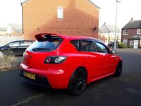 Mazda 3 MPS  AERO WITH EXTRAS 2008 57 reg COBB , better then gti type r vxr st