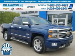2015 Chevrolet Silverado 1500 *Rem St *Htd Lthr *Back Up *Blueto