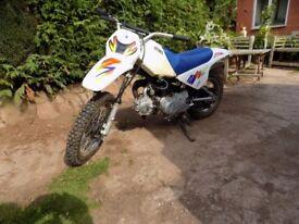 kids 50 cc automatic motocross bike