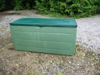 Garden Storage Locker