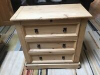 TV cabinet, Chest of drawers, coffee table, bedside cabinet, Matching and hardly used