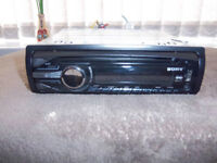 CD RADIO SONY , WITH USB AND MP3 Conections