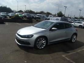 2009 59 VOLKSWAGEN SCIROCCO 1.4 TSI 3D 160 BHP **** GUARANTEED FINANCE **** PART EX WELCOME ****