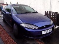 Ford Cougar breaking for spares