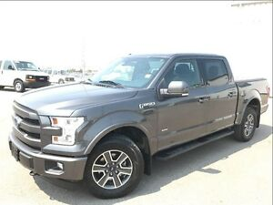 2015 Ford F-150 Lariat-PST PAID-ECO BOOST-PANO