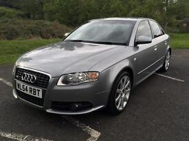 2005 AUDI A4 SLINE 1.9TDI PD ENGINE