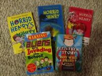 Horrid Henry and other books