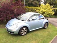 2007 Volkswagen Beetle Luna