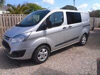 Transit Custom Trend Van 2014
