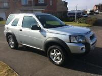 Land Rover Freelander 2.0 TD ADV HB4 (ONLY 63000 MILES) as Xtrail Rav4 Discovery 3 Showgun X5 X3 Q5