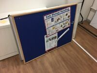 120x90cm Office Notice Board