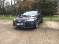 Audi A6 Avant 2.0tdi auto CVT 2012