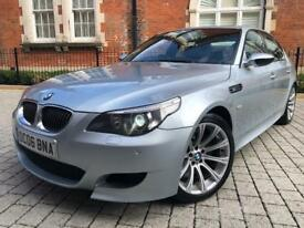2006 BMW M5 5.0 SMG ** 2 OWNERS** FULLY LOADED** IMMACULATE EXAMPLE** not m6 m3 535 650 amg rs4 rs6