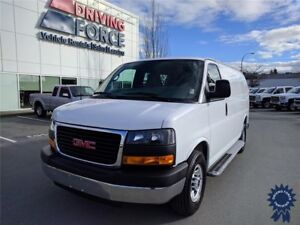 "2015 GMC Savana 2500 135"" WB Cargo Van, Power Door Locks"