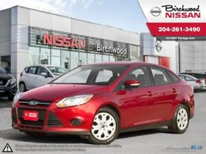 2013 Ford Focus SE Local Trade , Great Condition!
