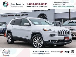 2016 Jeep Cherokee FWD Limited
