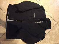 Boys Black Ski Jacket