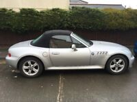BMW Z3 - get ready for summer!