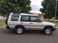 LAND ROVER DISCOVERY 2 TD5 7 SEATER DIESEL