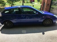 Ford Focus ST 170
