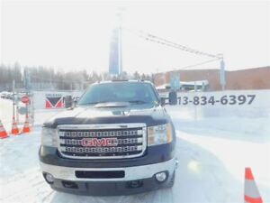 2014 GMC Sierra 3500HD SLT CREW DUALLY DURAMAX 4X4 LEATHER!!!!