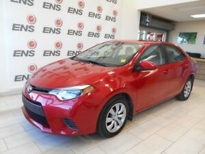 Toyota Certified 2016 Corolla LE  **FREE OIL CHANGES FOR LIFE**