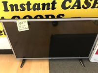 LG 32 INCH LED TV LG 32LH510HB HAS REMOTE STAND BOXED