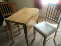 Dining set (as new)