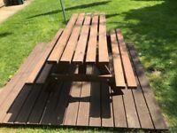 """Garden/picnic Bench. """" Brand New"""""""