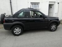 Convertible Landrover Freelander Mara Funcar for Summer and Winter, Road and Offroad