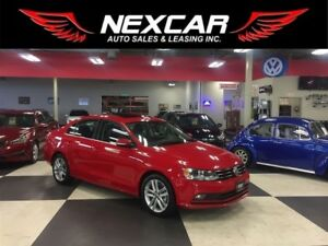 2015 Volkswagen Jetta 1.8 TSI HIGHLINE AUT0 NAVI LEATHER PUSH ST