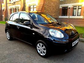 Nissan Micra 2012 , 5 dr Manual 1.2 , 1 Owner Only , 1 Year MOT , Immaculate Condition In / Out