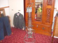 cd guitar stand