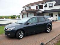 2010 FORD FOCUS ZETEC 100 5 DOOR HATCHBACK*GOOD CAR THROUGHOUT!!!