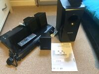 Entertainment System - DVD Player and Speakers