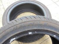 2 tyres 195/45/15