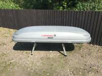 Kamei grizzly xl 450 litre roof box