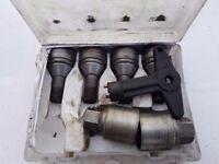 renault locking wheel nut kit