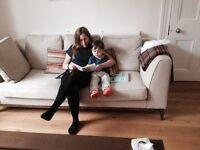 Canadian Nanny-Student Looking for Ad Hoc Domestic Work