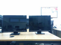 7 Monitors for sale