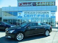 2014 Buick LACROSSE LEATHER CXL V6 + CUIR + TOIT PANORAMIQUE +