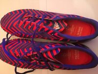 Adidas Predator boots, unused since new