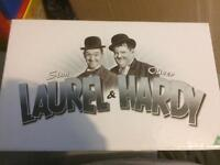 Laurel and hardy DVDs